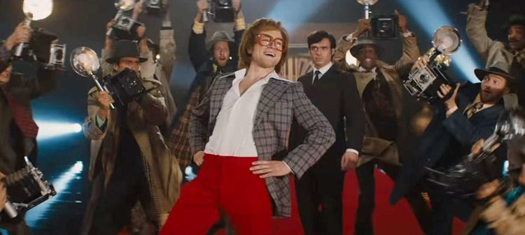 Taron Egerton is Elton John in Rocketman review