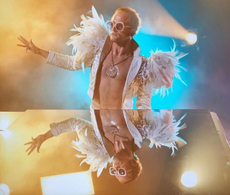 Rocketman parent movie review