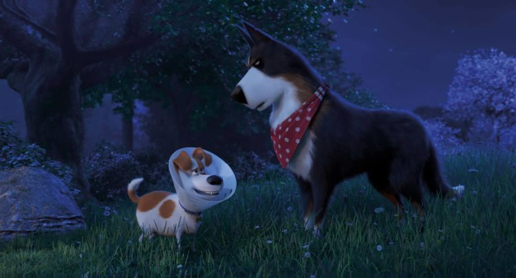 secret life of pets 2 parent movie review harrison ford patton oswalt