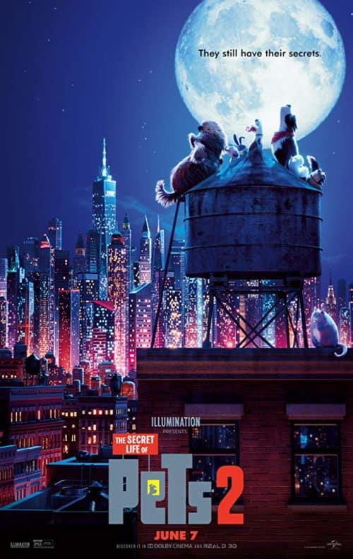 secret life of pets 2 poster parent movie review