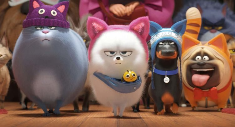 secret life of pets 2 parent movie review