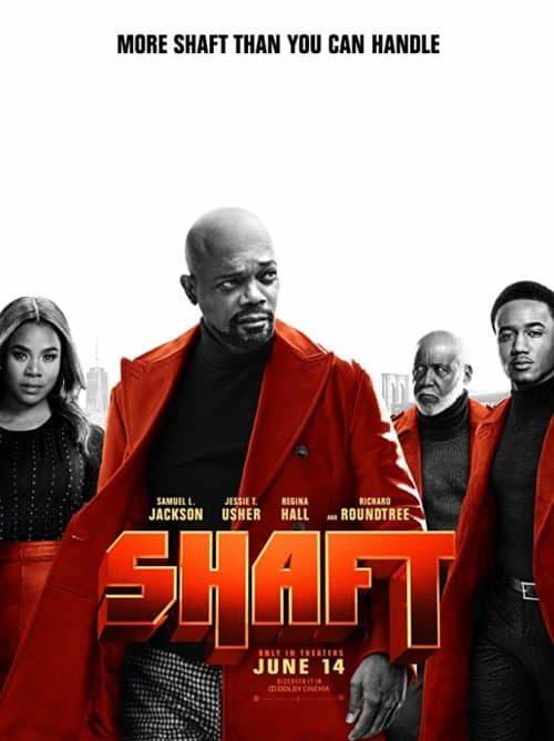 Shaft 2019 poster