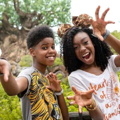 Interview With The Lion King Stars Shahadi Wright Joseph and JD McCrary