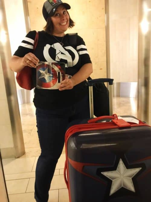 Marvel Fangirl D23 Expo