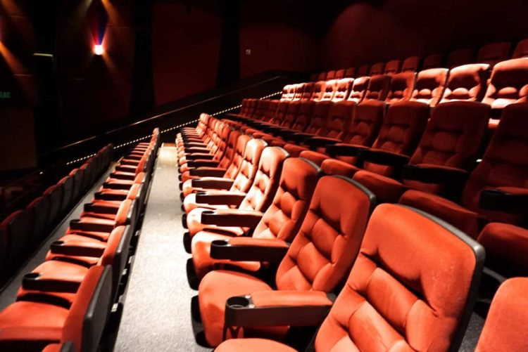 When can you pee during the movies? movie theater seating