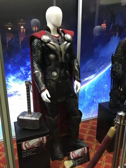 Thor Costume from Avengers