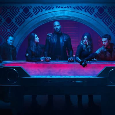 The Agents of SHIELD Are Coming to D23 Expo