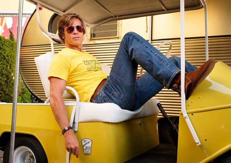 brad pitt once upon a time in hollywood parent movie review