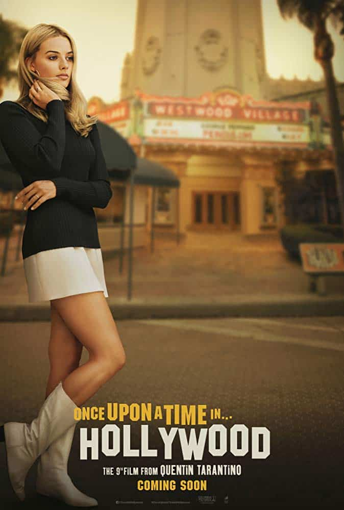 Bruin Theater Once Upon a Time... in Hollywood poster