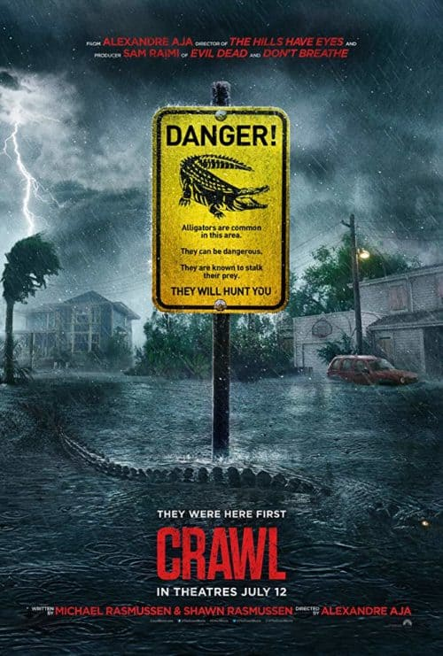 crawl parent movie review poster