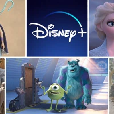 Daily(ish) Fangirl: Fangirling the Disney+ Streaming Service