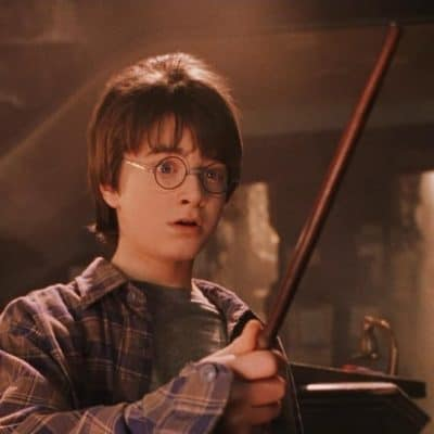 Harry Potter Spells and wand
