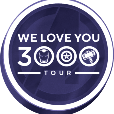 Marvel: We Love You 3000 and Here's a Tour To Prove It!