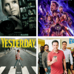 veronica mars, avengers endgame, yesterday movie, tag movie