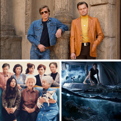 Monday Movie Minute: Crawl, The Farewell, Once Upon a Time… in Hollywood