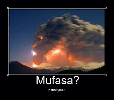 mufasa cloud Lion King memes