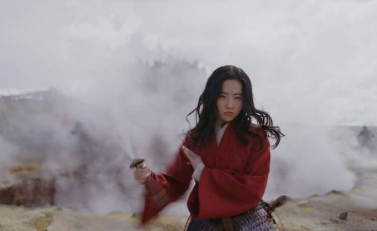 Disney's MULAN  Mulan (Yifei Liu)