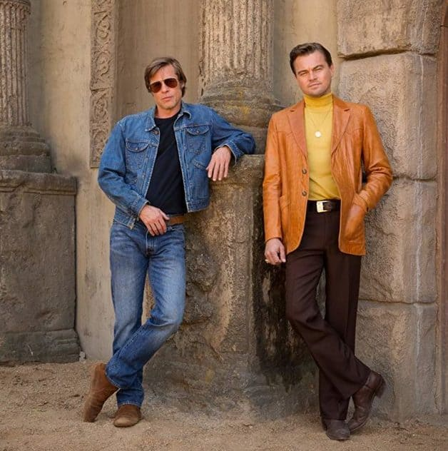 once upon a time hollywood cliff and rick
