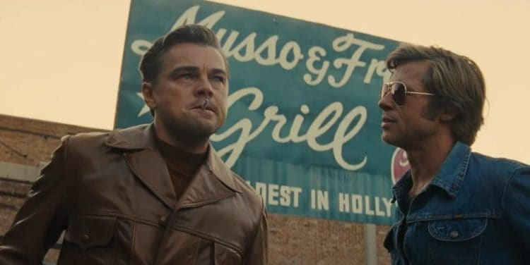 rick and cliff once upon a time in hollywood parent movie review