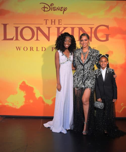 "The World Premiere Of Disney's ""THE LION KING"""