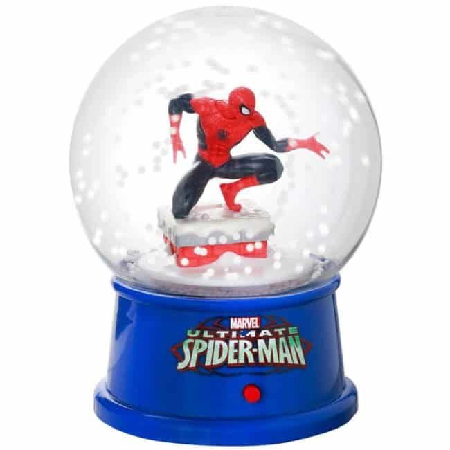 spider-man far from home memes spoilers without context snowglobe