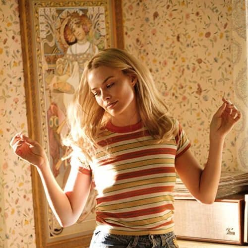 Once upon a time in hollywood review sharon tate