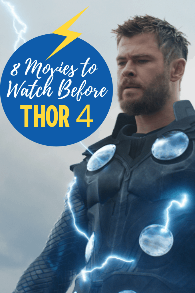 All the Marvel movies in order to watch before Thor 4 comes to the MCU. Get your Marvel movie marathon list here for all things Thor! #thor #marvelmovies #mcu