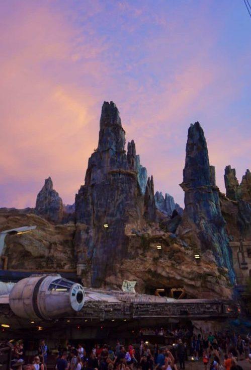 Star Wars Galaxys Edge opening Day at Walt Disney World Resort