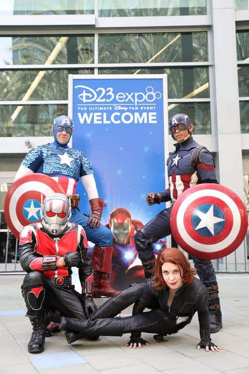 D23 Expo Online Reservation Tips