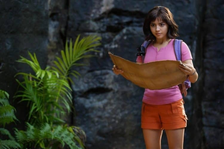Dora and the map in the lost city of gold parent movie review