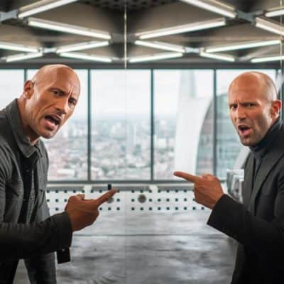 Fast & Furious Presents: Hobbs & Shaw Parent Movie Review