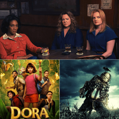 Monday Movie Minute: The Kitchen, Dora, and Scary Stories to Tell in the Dark Reviews