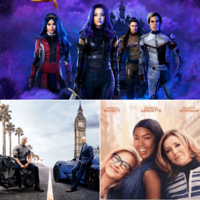 Monday Movie Minute: Hobbs & Shaw, Otherhood, Descendants 3 Reviews