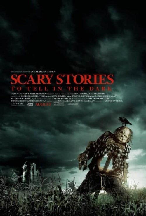 Scary Stories to Tell in the Dark Parent Movie Review