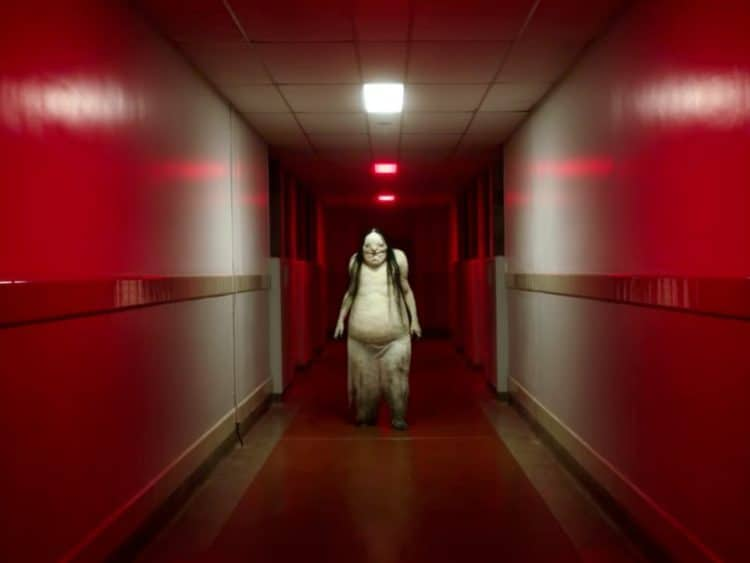 scary stories to tell in the dark  long hallway