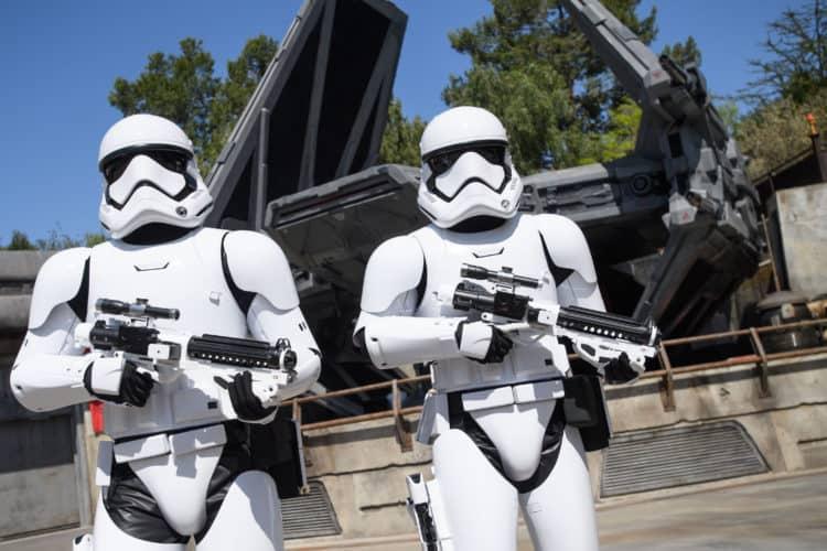 Star Wars: GalaxyÕs Edge - Stormtroopers