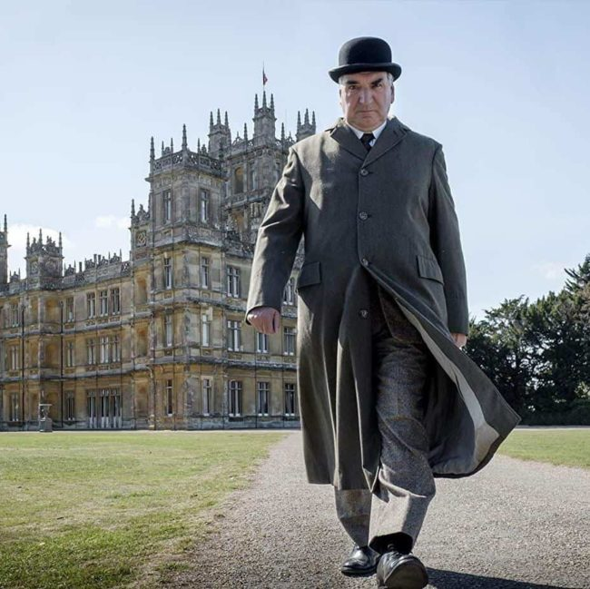 Carson Downton Abbey Movie recap