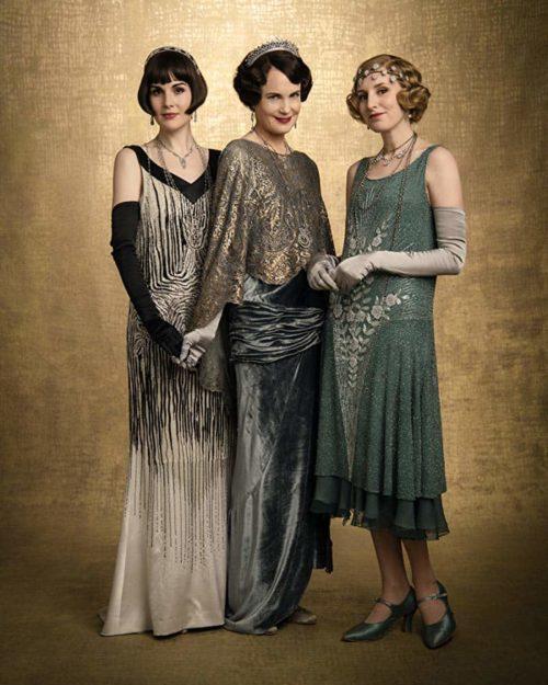 The Crawley women Downton Abbey recap