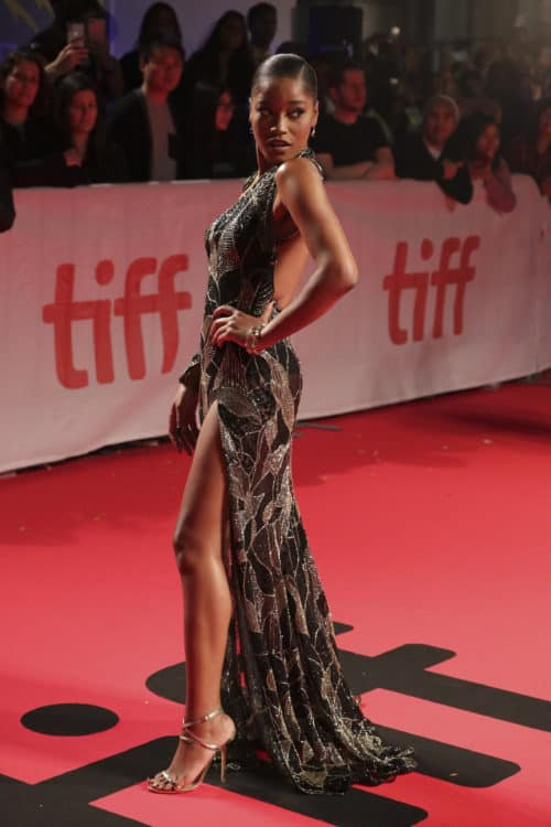 Keke Palmer attends the Worldwide Premiere of HUSTLERS during the 2019 Toronto International Film Festival