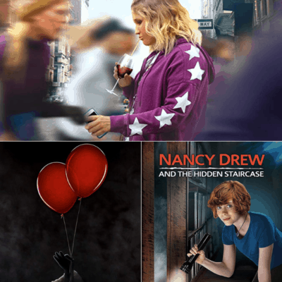 Monday Movie Minute: IT Chapter 2, Brittany Runs a Marathon, Nancy Drew and The Hidden Staircase