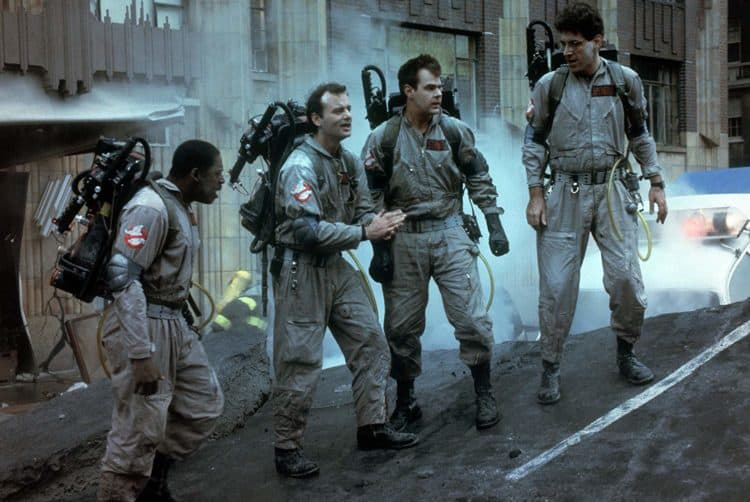 Ghostbusters not so scary horror movies list