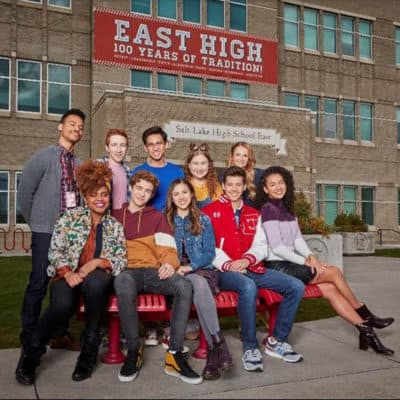 What Team? WILDCATS! High School Musical: The Musical: The Series Season 2 In Production