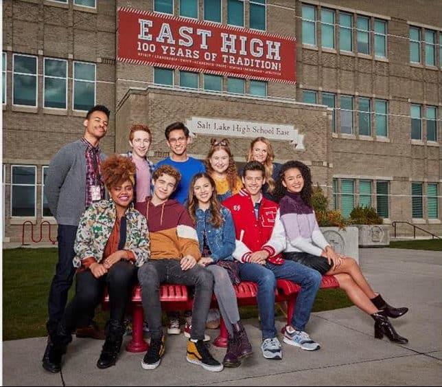 High SChool Musical the musical the series season 2 announcement