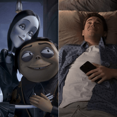Monday Movie Minute: The Addams Family & Jexi Parent Movie Review