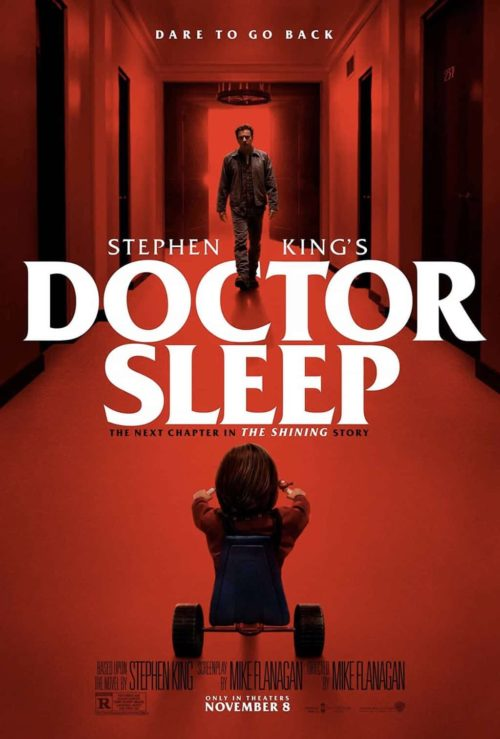 Doctor Sleep movie poster and parent movie review