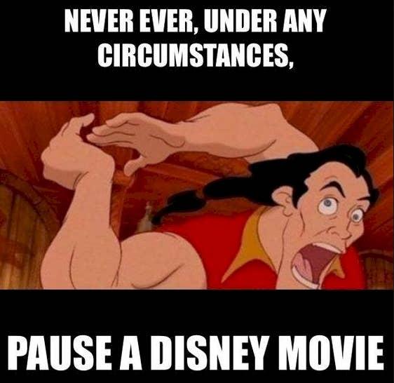 disney plus memes reminder not to pause