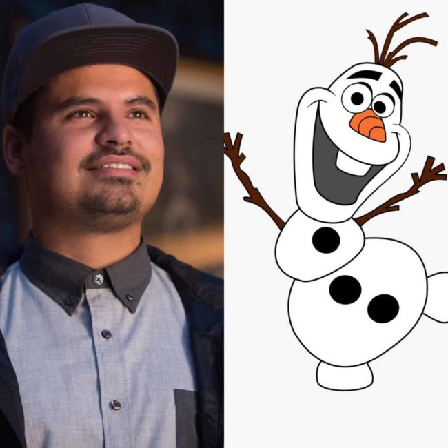 Luis and olaf FROZEN 2 SPOILERS WITHOUT CONTEXT