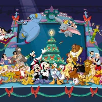 The Merriest List of Disney Christmas Movies