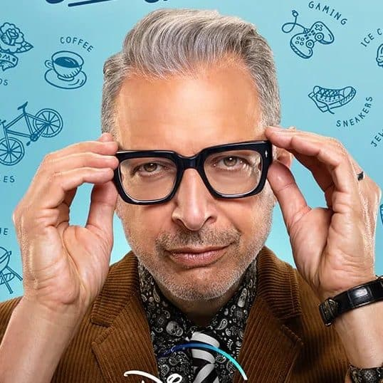 What To Watch First On Disney+: The World According to Jeff Goldblum Review
