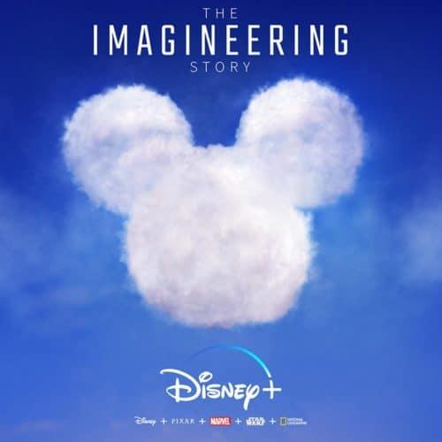 The Imagineering Story on Disney Plus